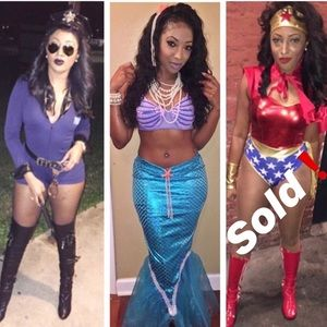 Halloween Costumes for Sale!! Accepting offers!!